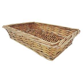 Waitrose Wicker Gifting Crate
