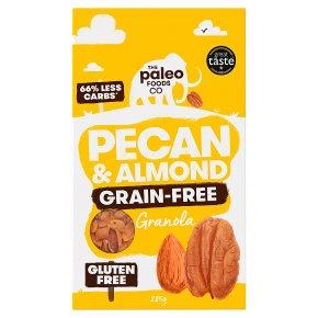 The Paleo Foods Co. Grain-Free Granola Pecan & Almond