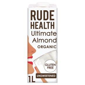 Rude Health Ultimate Almond Unsweetened Drink