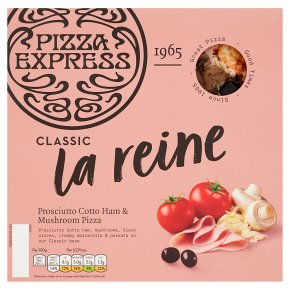 Pizza Express Classic La Reine