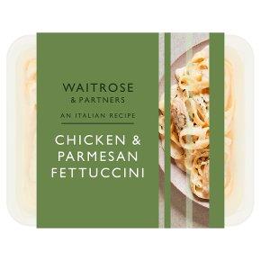 Waitrose Italian Chicken & Parmesan Fettuccine