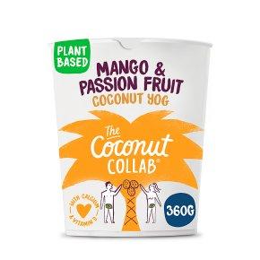 The Coconut Collaborative Mango Passion Fruit Yog