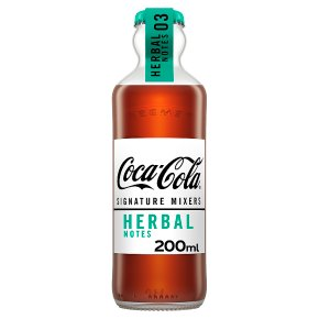 Coca-Cola Signature Mixer Herbal