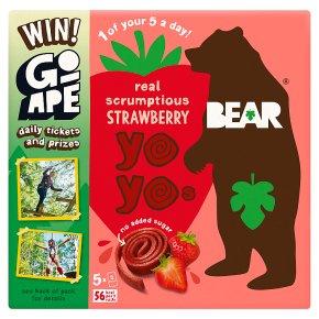BEAR Yo Yos Strawberry