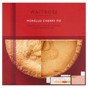 Waitrose Morello Cherry Pie