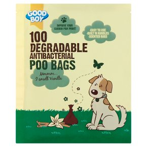 Good Boy Degradable Poo Bags