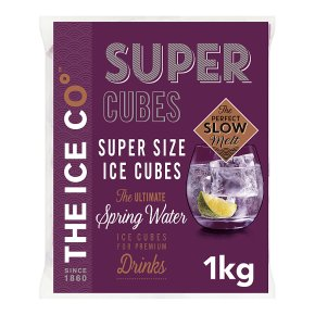 The Ice Co° The Super Cube