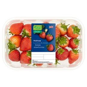 Waitrose British Strawberries