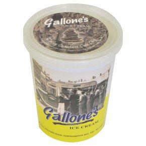 Gallone's Chocolate Choc Chip Ice Cream