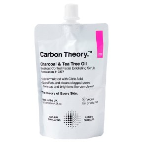 Carbon Theory Charcoal Scrub