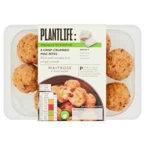 Plantlife: Crisp Crumbed Mac Bites