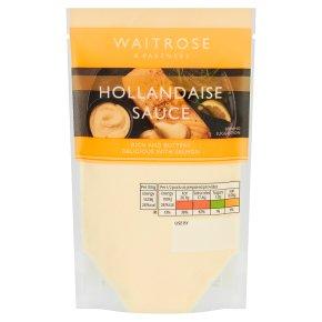 Waitrose Hollandaise Sauce