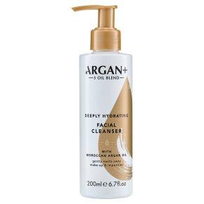 Argan+ Hydrating Facial Cleanser