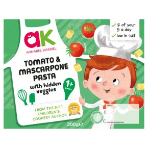 Annabel Karmel Tomato & Mascarpone Pasta