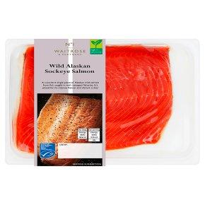 No.1 Wild Alaskan Sockeye Salmon