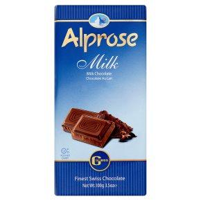 Alprose Milk Chocolate