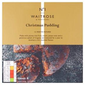 No.1 Christmas Pudding