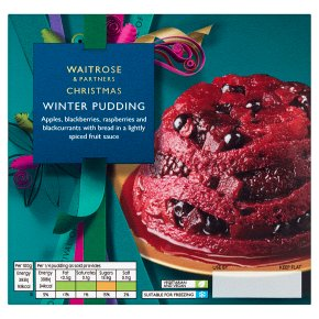 Waitrose Layered Winter Berry Pudding