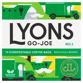 Lyons Coffee Bag Go-Joe