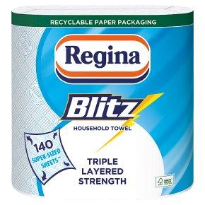Regina Blitz 3 Ply Towels