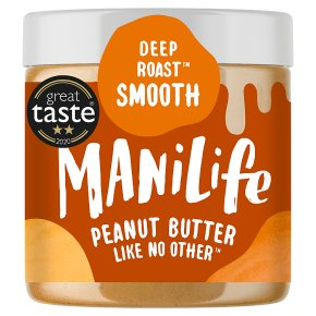 ManiLife Deep Roast Smooth Peanut Butter