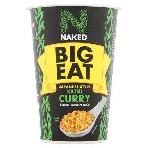 Naked Katsu Curry Long Grain Rice