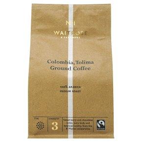 No.1 Colombia, Tolima Ground Coffee