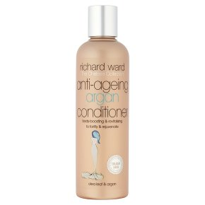 Richard Ward argan antiageing condition