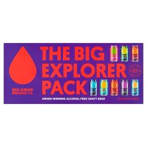 Big Drop Brewing Co. The Big Explorer Pack