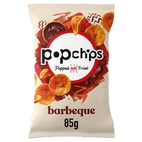 Popchips barbeque potato chips