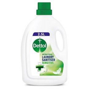 Dettol Laundry Cleanser Liquid Sensitive