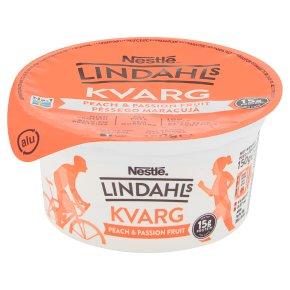 Lindahls Kvarg Peach Passion Fruit