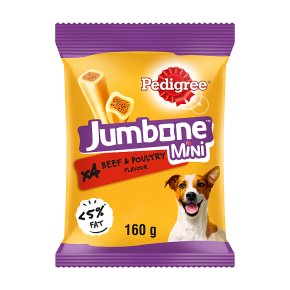 Pedigree Mini Jumbone with Beef & Poultry