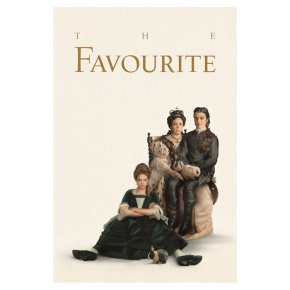DVD The Favourite