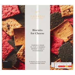 No.1 Biscuits for Cheese