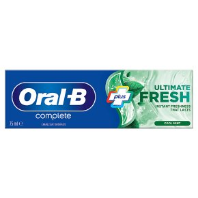Oral-B Complete Fresh