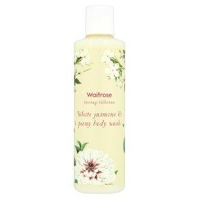 Waitrose Heritage Jasmine Body Wash