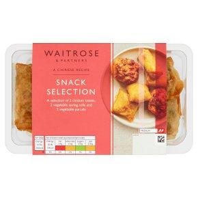 Waitrose Chinese Snack Selection