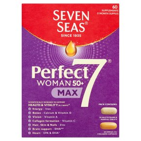 Seven Seas Perfect 7 Woman 50+ Max