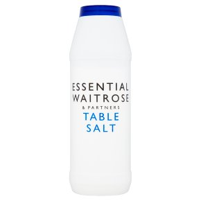 Essential Table Salt