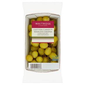 Waitrose Cotton Candy Grapes