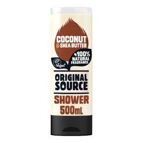 Original Source Coconut Shea Shower