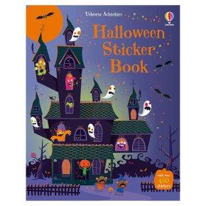 Halloween Sticker Book Fiona Watt