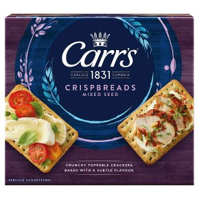 Carr's Crispbreads Mixed Seed