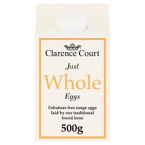 Clarence Court Liquid Egg Whole