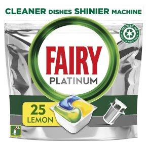 Fairy 25s Platinum Capsules Lemon