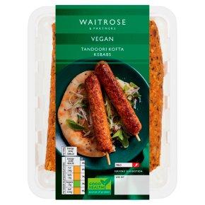 Waitrose Vegan Tandoori Kofta kebabs