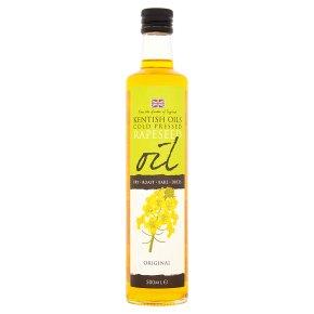 Kentish Oils extra virgin rapeseed oil