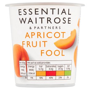 Essential Apricot Fruit Fool
