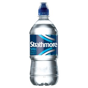Strathmore still spring water